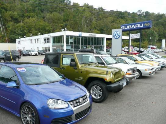 Wheeling Volkswagen Subaru Wheeling Wv 26003 Car