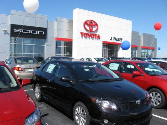 j pauley toyota scion fort smith ar 72908 7514 car dealership and auto financing autotrader. Black Bedroom Furniture Sets. Home Design Ideas