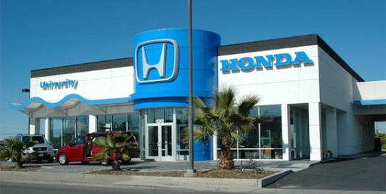University Honda Davis Ca - David Batty: The Garage