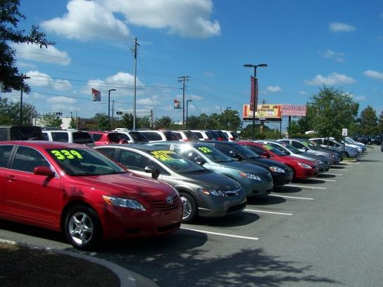 Used Car Lot In Thomasville Ga