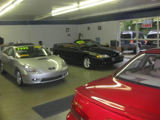Used Car Dealerships Noise