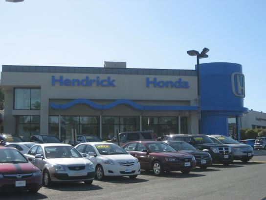 hendrick honda woodbridge car dealership in woodbridge va
