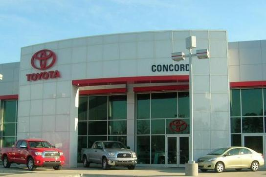 Hendrick Toyota Scion Concord 1