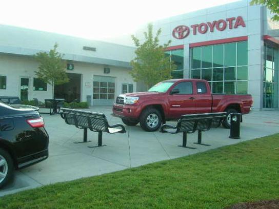 Hendrick Toyota Scion Concord 2