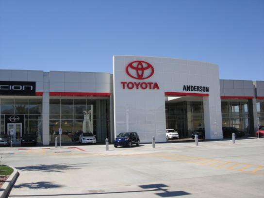 Anderson Toyota