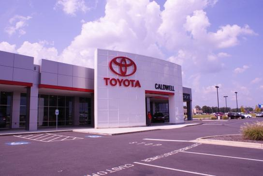Toyota Dealers In Arkansas >> Caldwell Toyota : Conway, AR 72032 Car Dealership, and ...