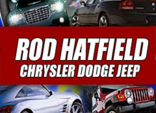 Rod Hatfield Chrysler Dodge Jeep Winchester KY Car - Chrysler dealership lexington ky