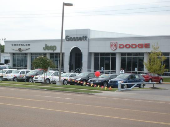 Used Car Dealerships In Memphis Tn >> Gossett Chrysler Dodge Jeep RAM FIAT : Memphis, TN 38128 Car Dealership, and Auto Financing ...