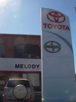 Melody Toyota San Bruno Ca 94066 Car Dealership And