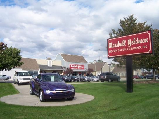 Marshall Goldman car dealership in Warrensville Heights ...