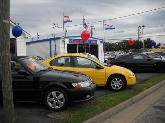 a g auto sales virginia beach va 23462 car dealership and auto financing autotrader. Black Bedroom Furniture Sets. Home Design Ideas