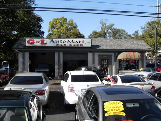 G Amp L Auto Mart Louisville Ky 40243 Car Dealership And