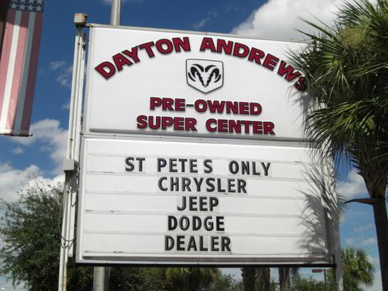 dayton andrews dodge chrysler jeep st petersburg fl 33713 3613 car dealership and auto. Black Bedroom Furniture Sets. Home Design Ideas