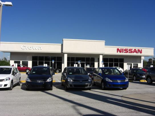 crown nissan car dealership in saint petersburg fl 33714 kelley blue book