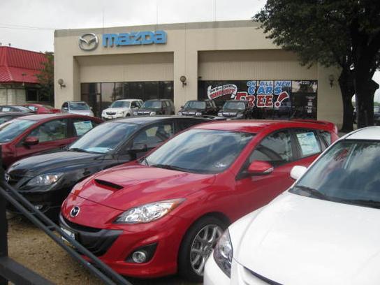 World Car Mazda San Antonio Dealership