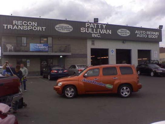 Sullivan Auto Trading Inc Fredericksburg Va 22406