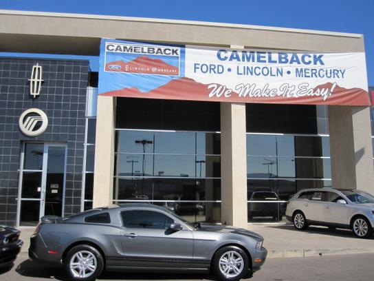 Camelback Ford Car Dealership In Phoenix Az 85014