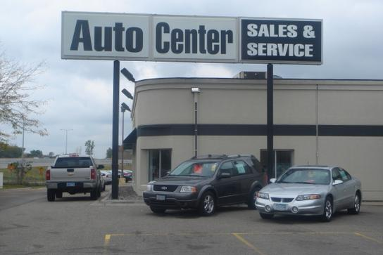 The My Auto Group Automotive Dealership And Service Center