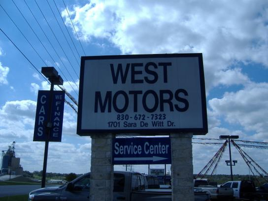 West Motors Gonzales Tx 78629 Car Dealership And Auto