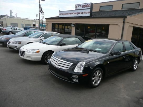 Car Loans Colorado Springs
