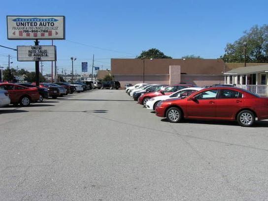 United Auto Sales : Augusta, GA 30907 Car Dealership, and ...