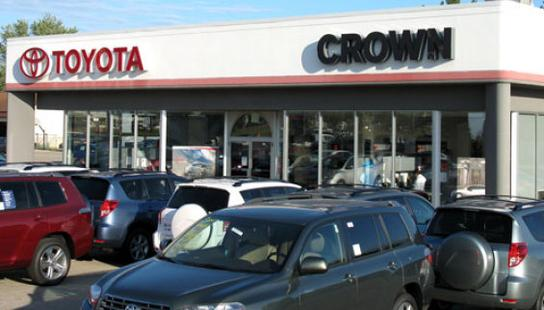 Crown toyota vw holland mi 49424 car dealership and for Crown motors holland michigan