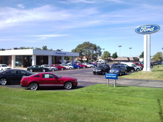 preferred ford grand haven mi 49417 car dealership and auto. Cars Review. Best American Auto & Cars Review
