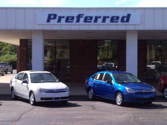 Preferred Ford In Grand Haven Mi Used Cars