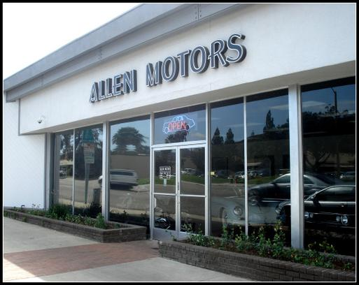 Allen motors inc thousand oaks ca 91360 car dealership for Allen motors thousand oaks