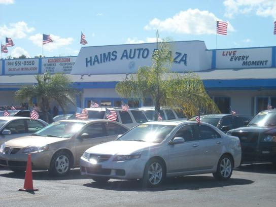 Haims Motors Hollywood