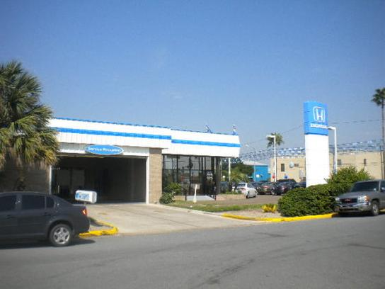 clark knapp honda pharr tx 78577 car dealership and