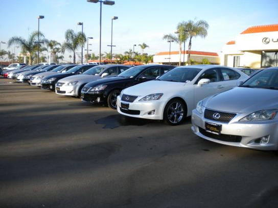 Lexus Carlsbad Used Cars