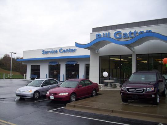 bill gatton honda car dealership in bristol tn 37620