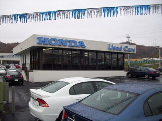 Bill gatton honda car dealership in bristol tn 37620 for Bill gatton honda bristol tn