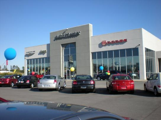 John Hiester Chrysler Dodge Jeep : Lillington, NC 27546 ...