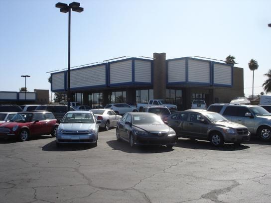 Sullivan Motor Co Mesa Az 85202 1115 Car Dealership