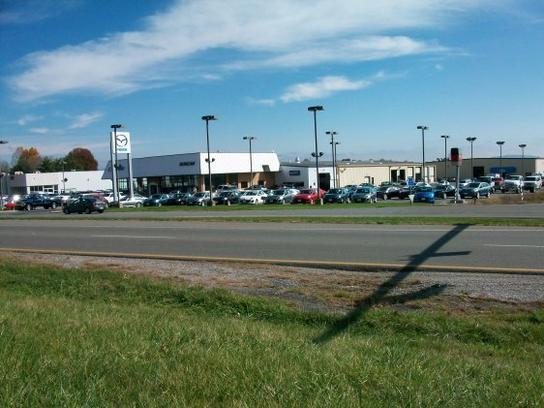 Duncan Ford Mazda Blacksburg Va 24060 Car Dealership