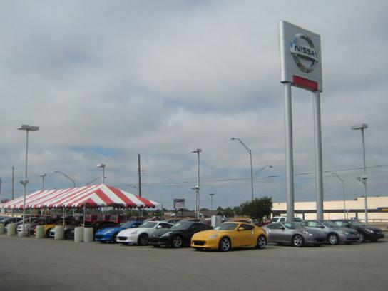Hudiburg Nissan Oklahoma City Ok 73149 Car Dealership