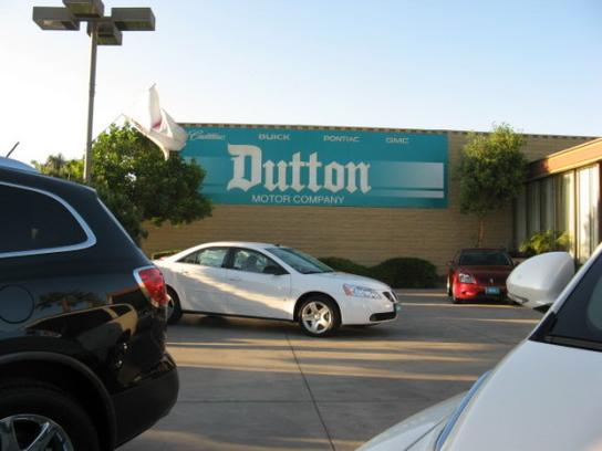 Dutton Buick GMC Cadillac in the Riverside Auto Center car ...