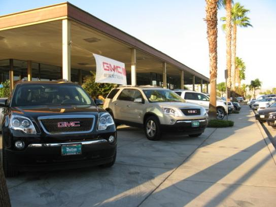 Dutton Buick GMC Cadillac in the Riverside Auto Center ...