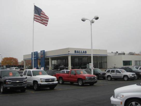 ballas buick gmc toledo oh 43615 car dealership and auto financing autotrader. Black Bedroom Furniture Sets. Home Design Ideas