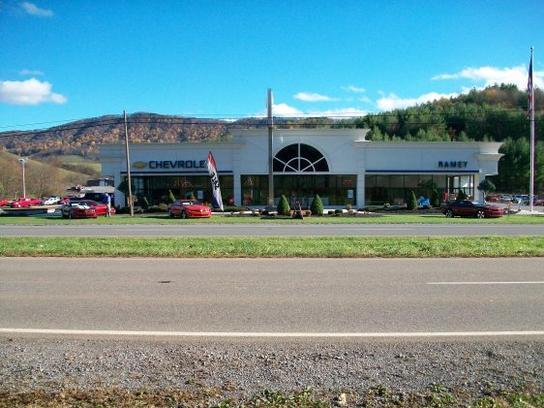 Ramey Chevrolet Chrysler Dodge Jeep : North Tazewell, VA ...