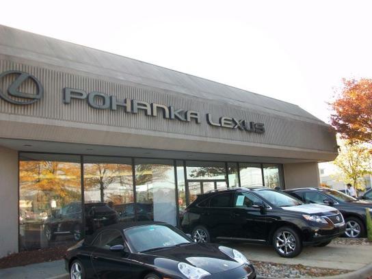Pohanka Lexus