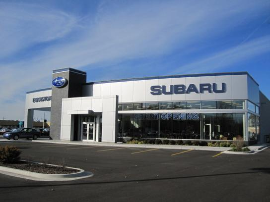 evanston subaru in skokie car dealership in skokie il 60076 kelley blue book. Black Bedroom Furniture Sets. Home Design Ideas