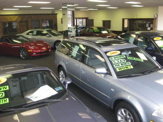 Used Cars For Sale At John Warne Motors Canonsburg Pa