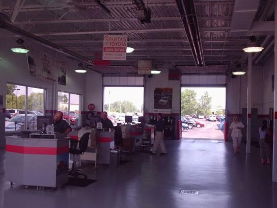 Spartan Motor Mall Car Dealership In Lansing Mi 48911