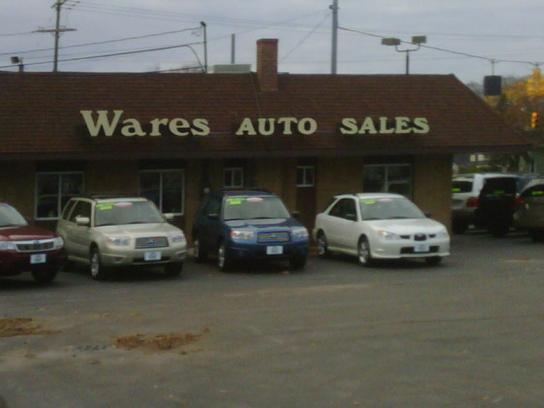 wares auto sales car dealership in traverse city mi 49686 kelley blue book. Black Bedroom Furniture Sets. Home Design Ideas