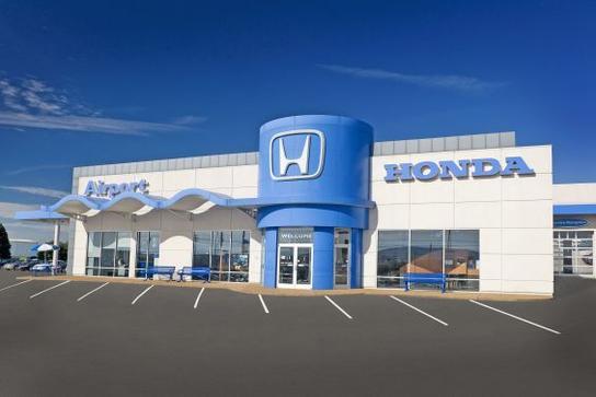 Airport honda car dealership in alcoa tn 37701 3120 for Honda dealers in tennessee