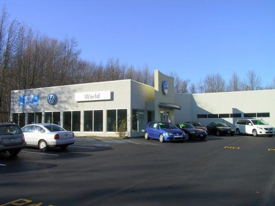 World Volkswagen of Neptune car dealership in Tinton Falls, NJ 07753 - Kelley Blue Book