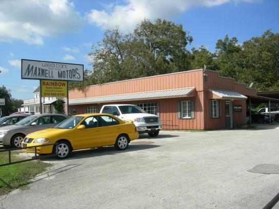 Maxwell Motors Car Dealership In Lagrange Tx 78945